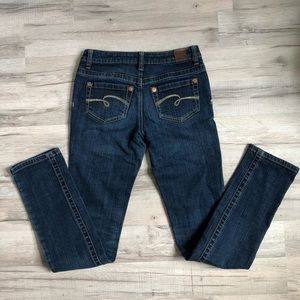 Justice Jeans Girls size 14S
